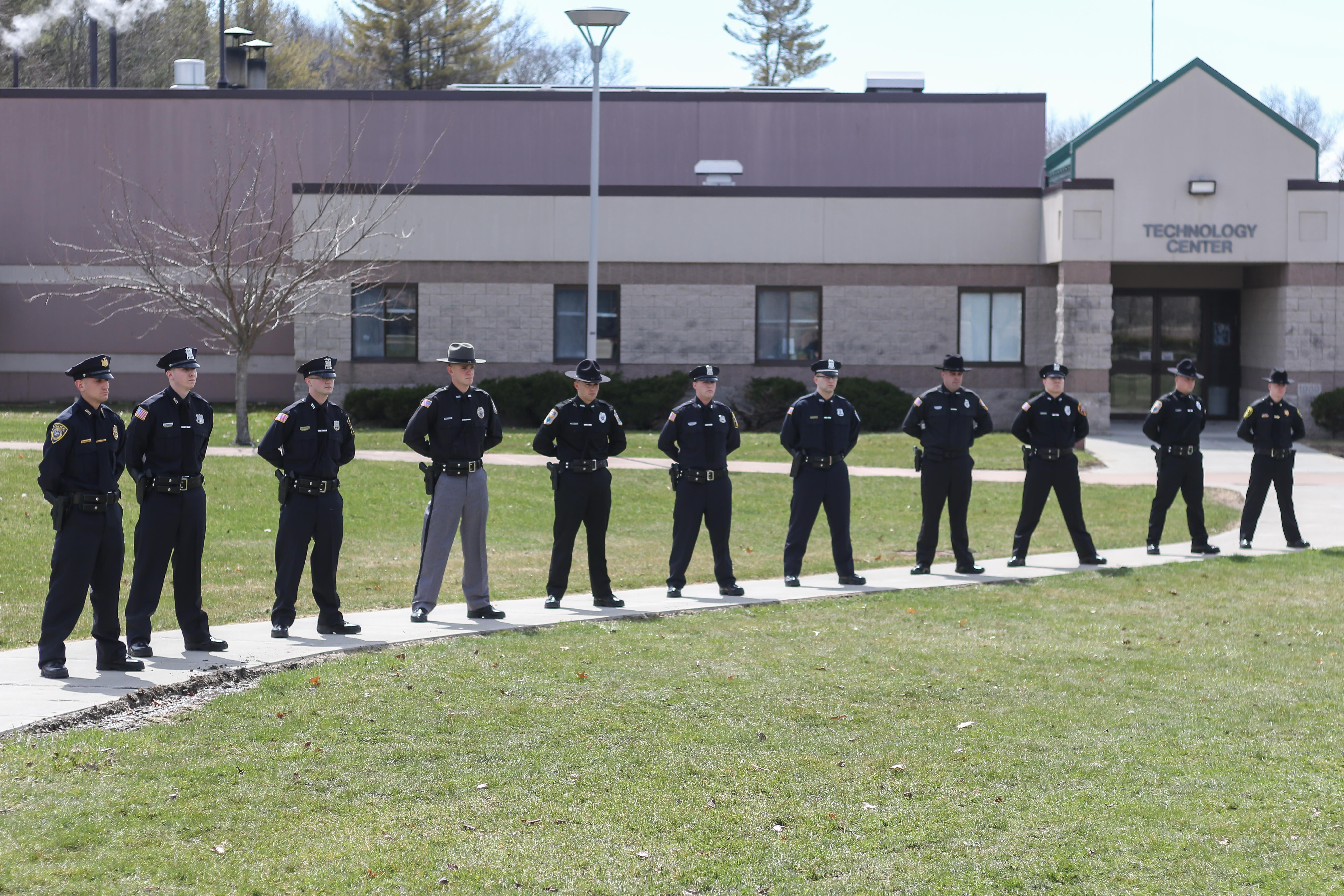 Zone 14's graduating class of 2018 included eleven officers representing eight different departments within six New York State counties.