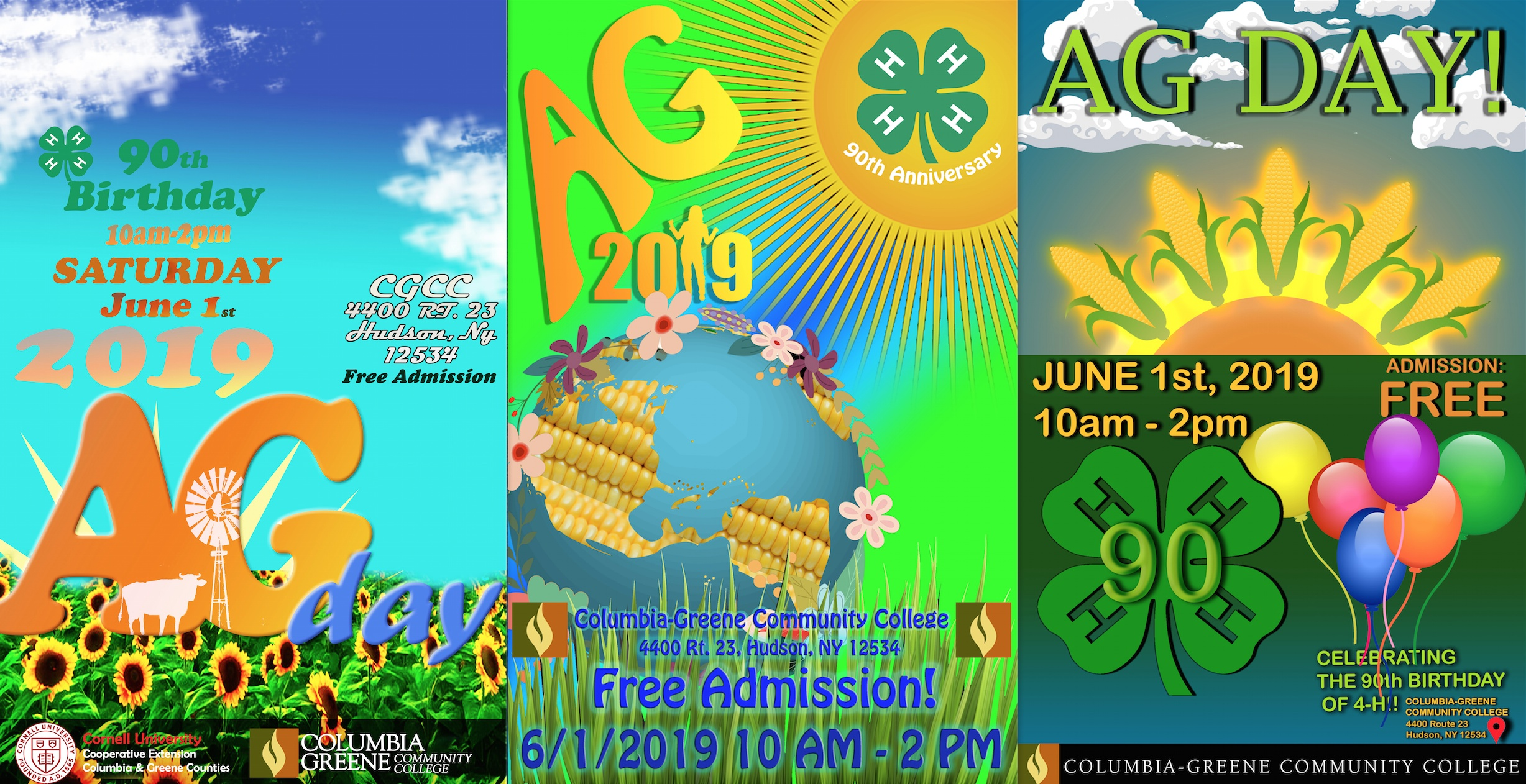 Ag Day Student Posters