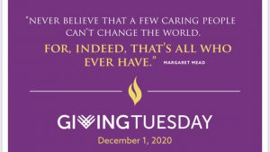 Giving Tuesday graphic